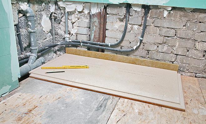 Fußboden Bad Holzbalkendecke ~ Holzbalkendecke ausgleichen selbst.de