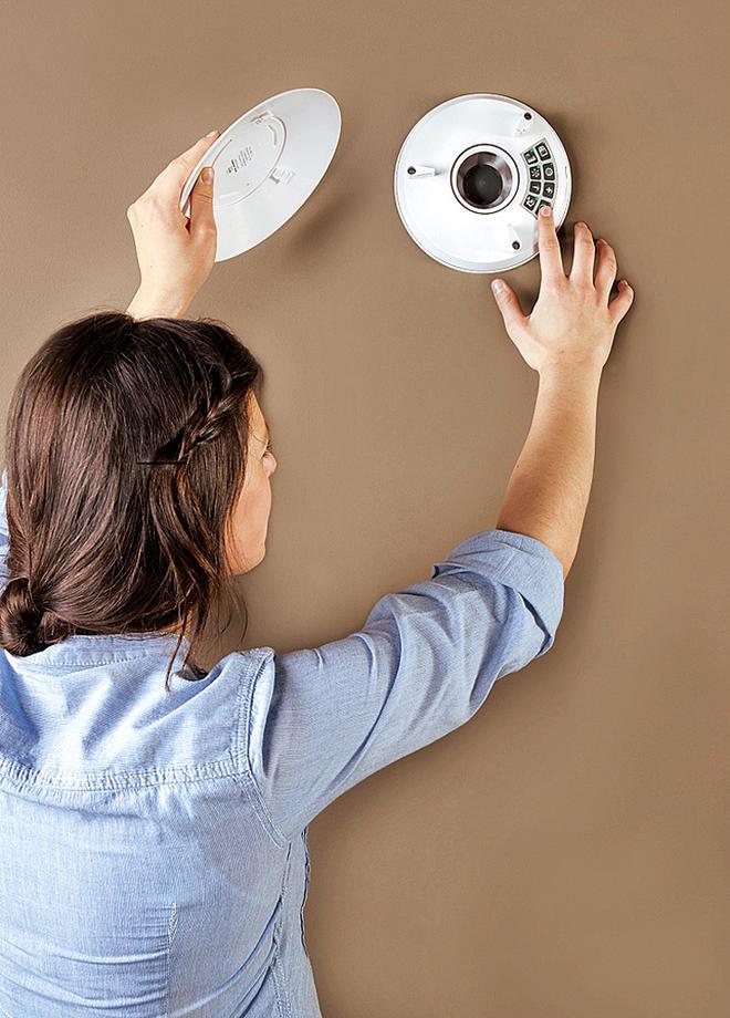 Ventilator: Leiser Bad-Lüfter