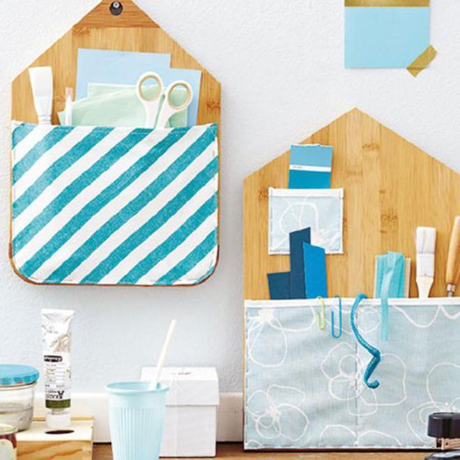 basteln mit stoff. Black Bedroom Furniture Sets. Home Design Ideas