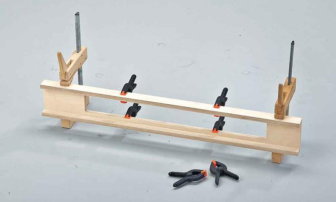 multifunktionstisch bauanleitung zum selber bauen werkzeug. Black Bedroom Furniture Sets. Home Design Ideas