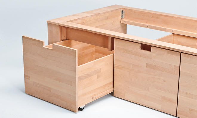 schublade selber bauen amazing ziemlich schrank mit schubladen selber bauen with schublade. Black Bedroom Furniture Sets. Home Design Ideas
