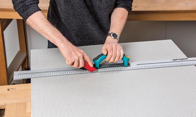 Leichtbauplatten aus Blähglasgranulat
