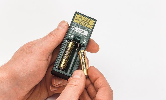 Laser Entfernungsmesser Selber Bauen : Laser entfernungsmesser selbst