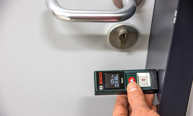Bosch Entfernungsmesser Zamo : Laser entfernungsmesser selbst.de