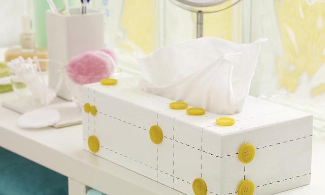 bad deko selber machen. Black Bedroom Furniture Sets. Home Design Ideas