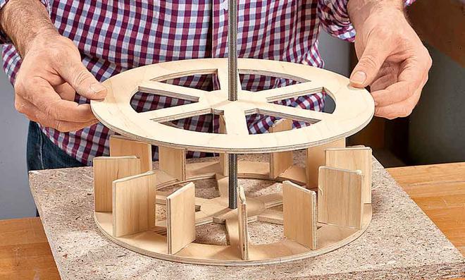 Windmühle selber bauen