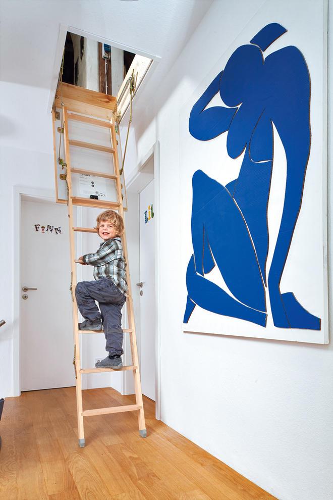 Dachbodentreppe Einbauen Selbst De