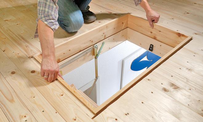 Dachbodentreppe Einbauen Lassen : Bodentreppe einbauen excellent bodentreppe lws cm r bis cm with