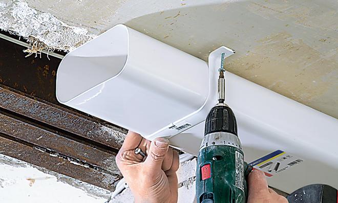 Dunstabzugshaube montieren anleitung dunstabzug in einfachen