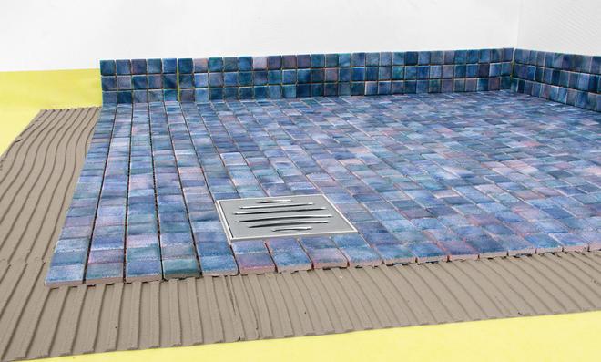 Fabulous Ebenerdige Dusche einbauen | selbst.de RE41