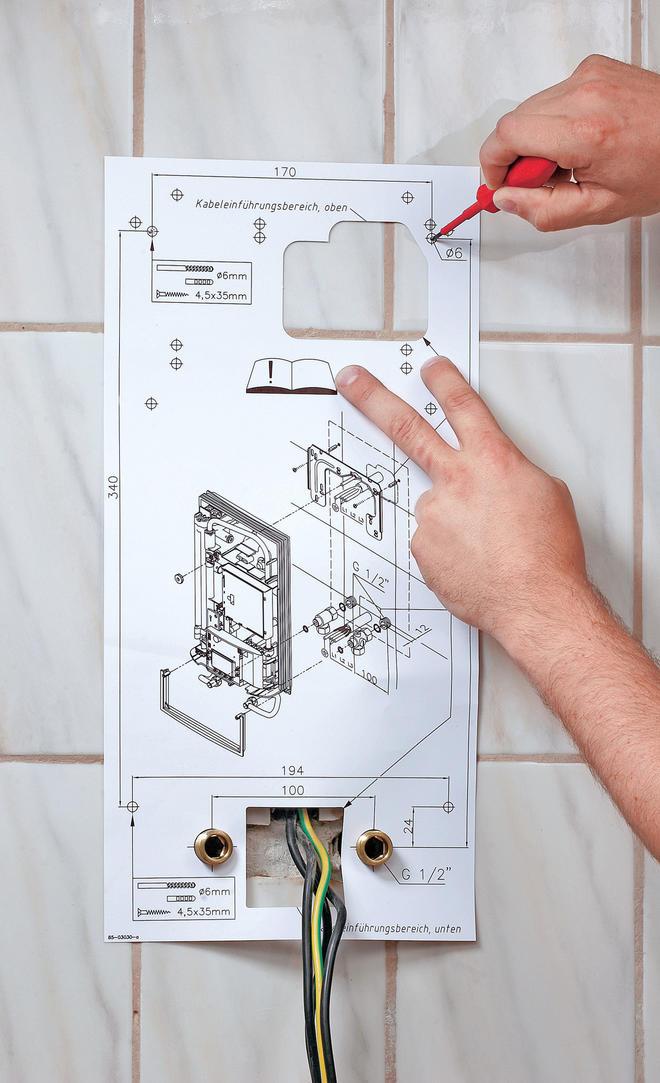 Elektronischer Durchlauferhitzer | selbst.de