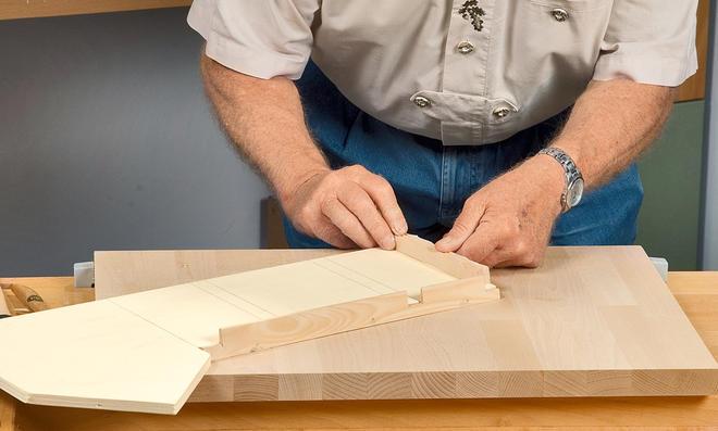 Holzständerwerk