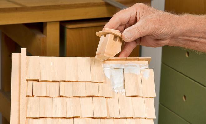Schornstein bauen