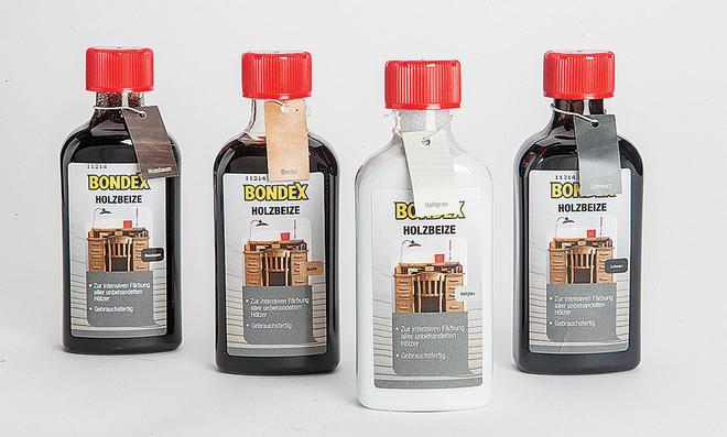 Farbstoffbeize von Bondex