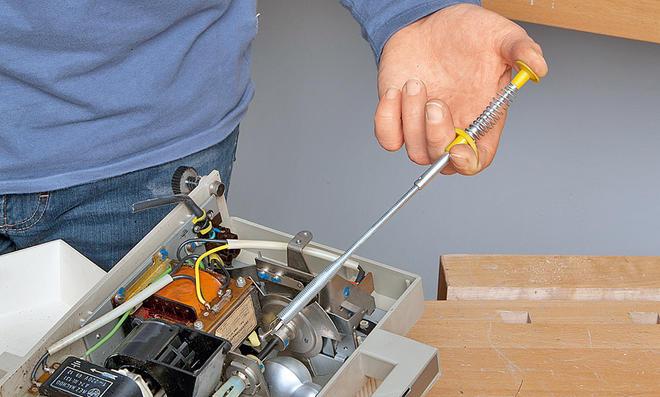 Feinmechaniker-Werkzeug von Base Tech