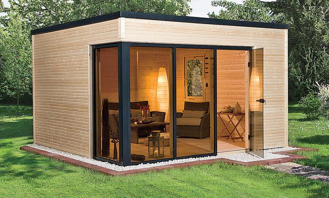 Gartenhaus-Bausatz