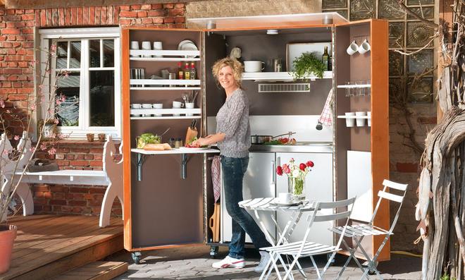 Außenküche Selber Bauen Test : Garten küchenblock selbst.de