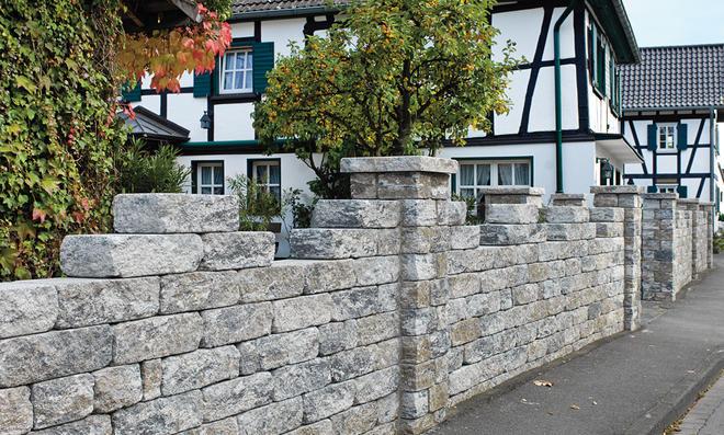 Gartenmauer | selbst.de