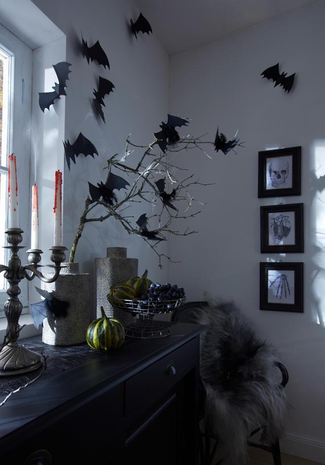 Halloween Fledermäuse Basteln Selbst De