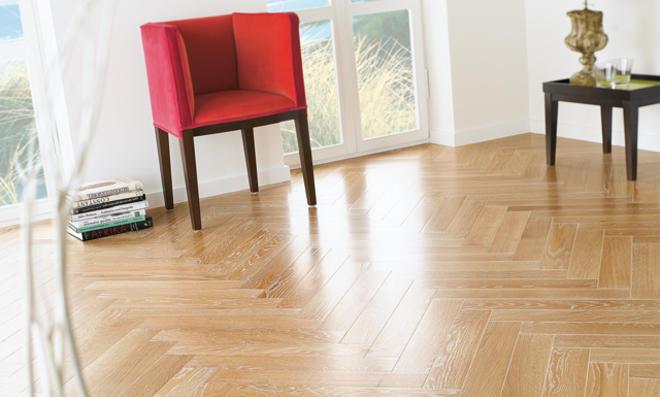 Holz – vielseitiger und dauerhafter Bodenbelag