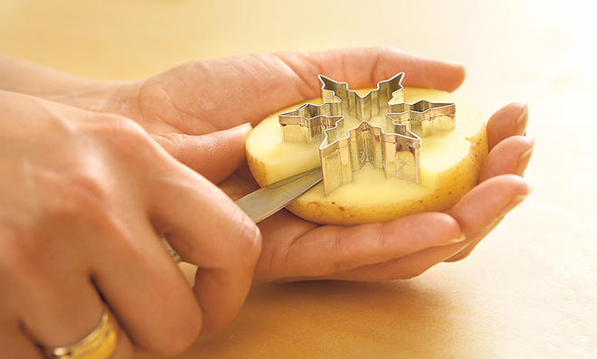 weihnachtsservietten basteln | selbst.de, Wohnideen design