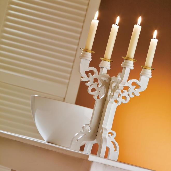 Holz-Kerzenständer | selbst.de