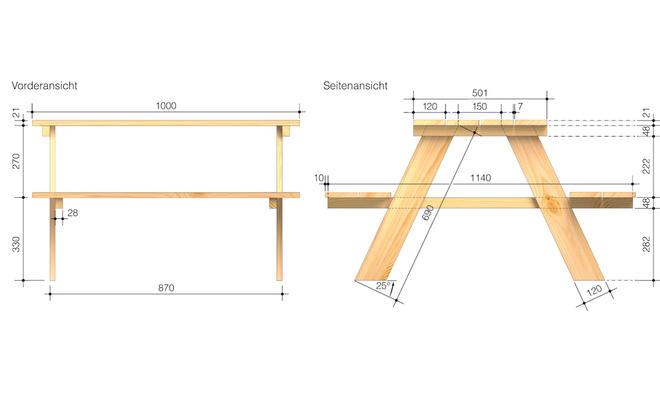 tisch fr selbst bauen fabulous mbel aus treibholz selber bauen diy designer lampe treibholz. Black Bedroom Furniture Sets. Home Design Ideas