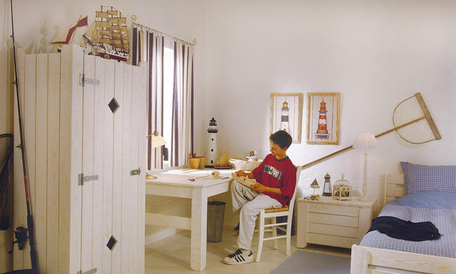 Kinderzimmer einrichten: Bett bauen