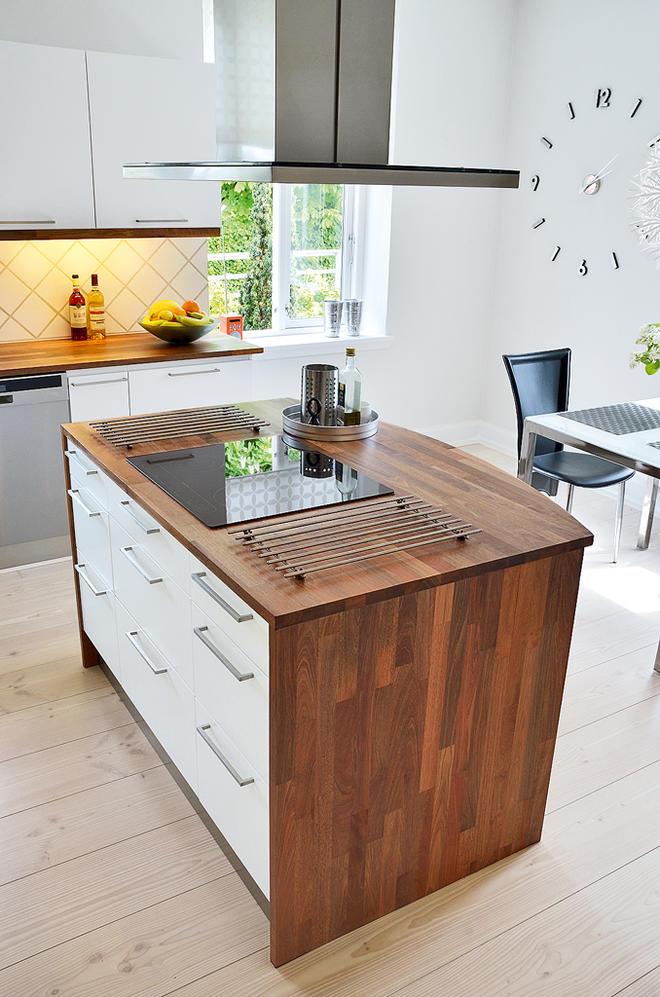 Kücheninsel mit theke selber bauen  Kochinsel selber bauen | selbst.de