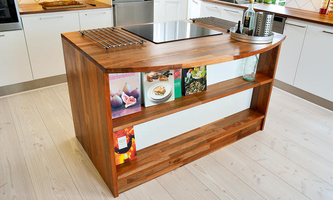 Kücheninsel selber bauen  Kochinsel selber bauen | selbst.de