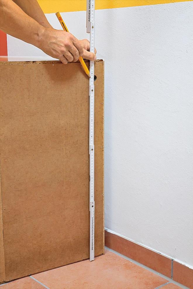 Küchenschrank aufhängen | selbst.de