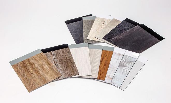Fußboden Fliesen Zum Kleben ~ Bodenfliesen bekleben vintage holzoptik grau resimdo