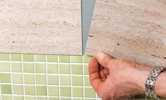 Fußboden Zum Aufkleben ~ Handmuster vinyl zum kleben mm vinylboden klebevinyl boden