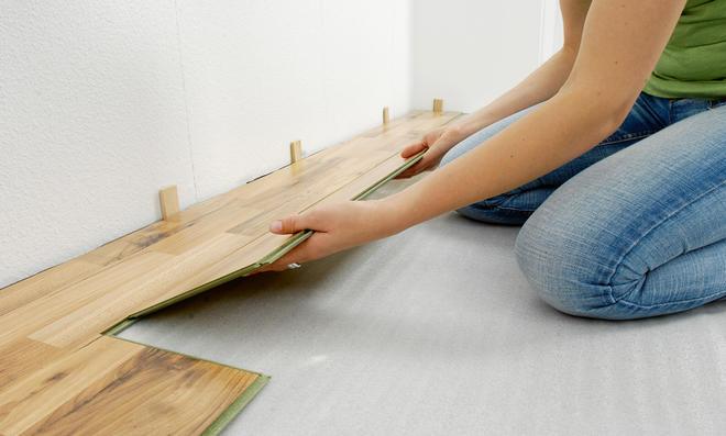klick laminat verlegen anleitung erstaunlich laminat klick elesgo premium glattkante astbuche. Black Bedroom Furniture Sets. Home Design Ideas
