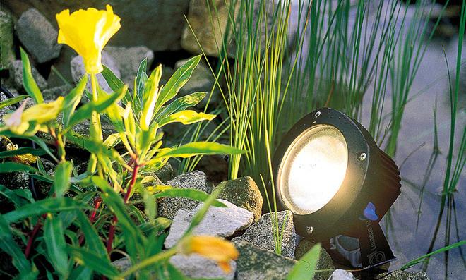 Gardena Beleuchtung Garten | Gartenbeleuchtung Selbst De