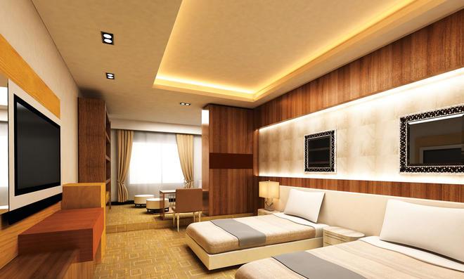 Deckenbeleuchtung Mit LED LED Lichtdecke. Indirekte Beleuchtung ...