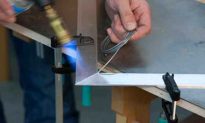 Fabulous Aluminium löten | selbst.de UZ75
