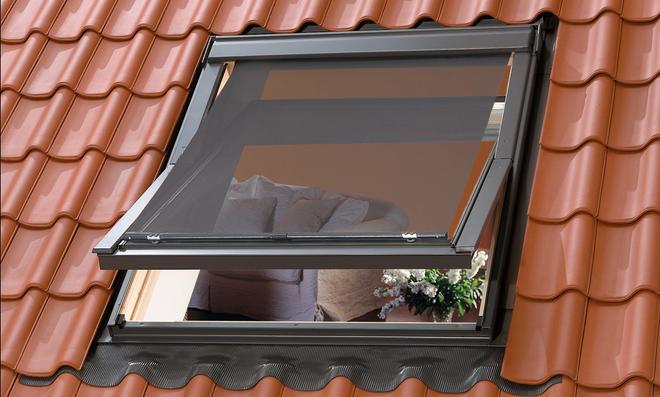 Hitzeschutz Markise Für Dachfenster