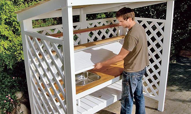 Outdoorküche Buch Bucha : Outdoor küche bauen buch: selbst ist der mann outdoor küche kleine