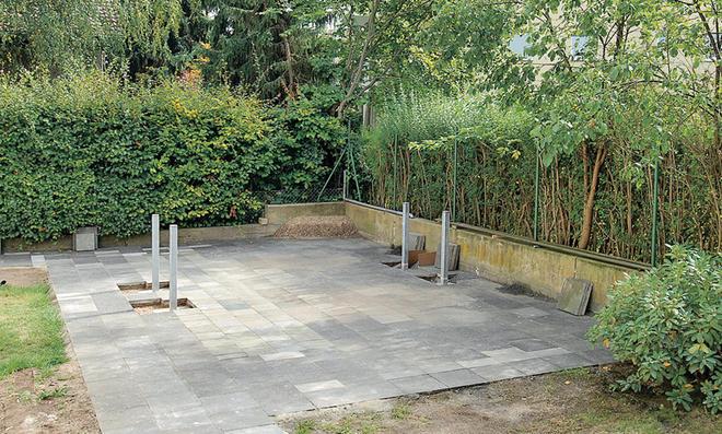 bausatz-pool | selbst.de, Terrassen ideen