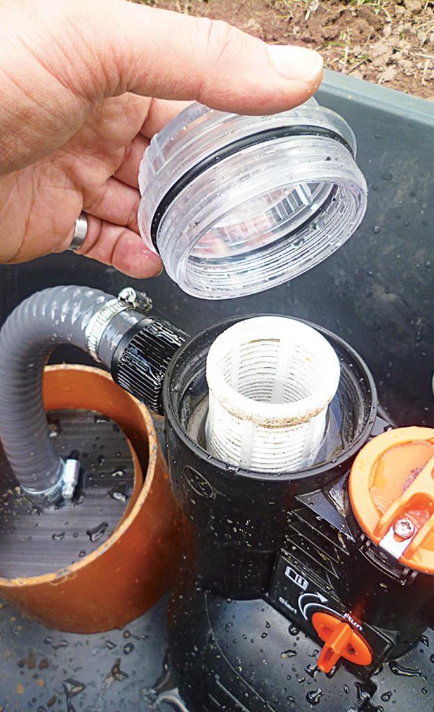 Brunnen bohren