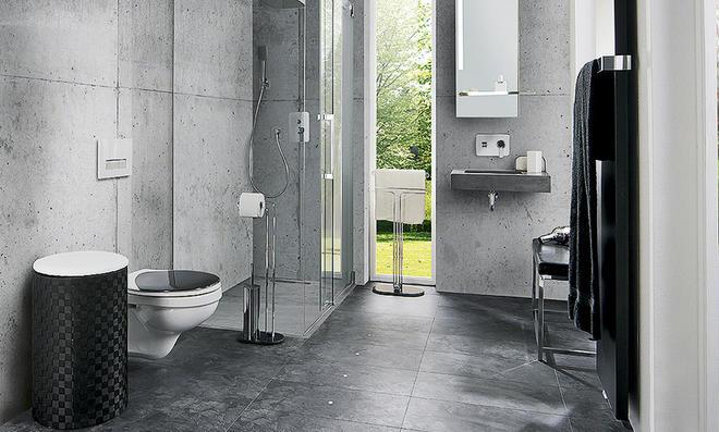 Fußboden Bad Erneuern ~ Vinylboden bad selbst