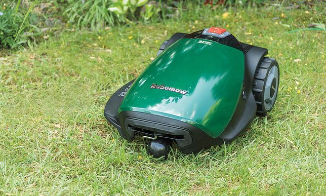 selbst ausprobiert: Rasenmäher-Roboter