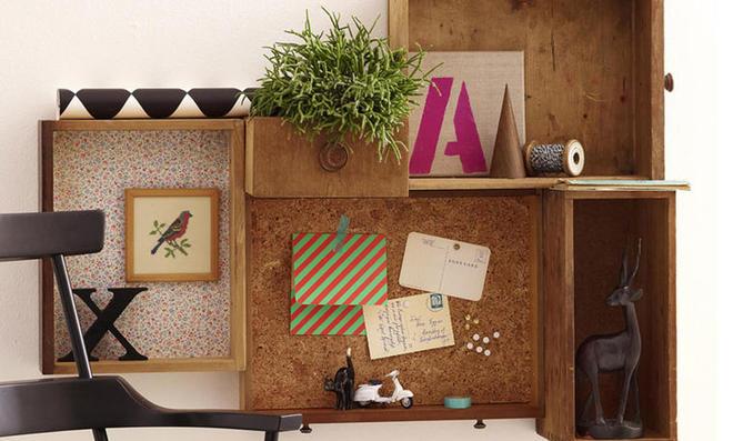 Regal aus Schubladen bauen