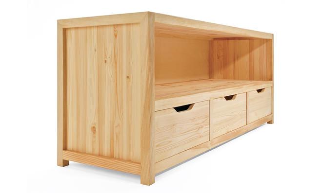 Sideboard selber bauen anleitung  TV-Sideboard | selbst.de