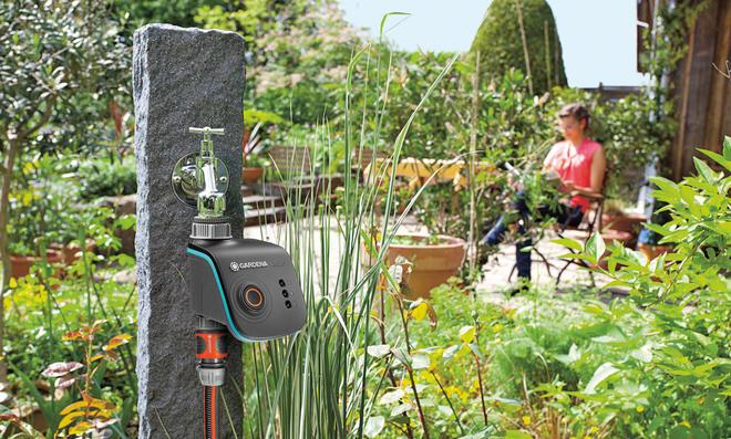 Smart Home im Garten