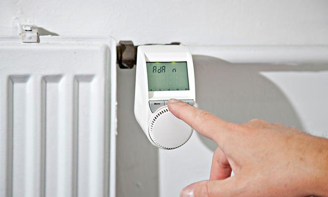 Thermostat wechseln