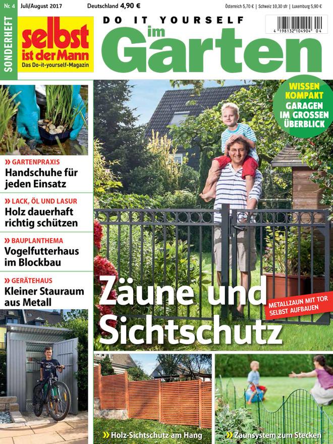 Garten-Sonderheft: Themen