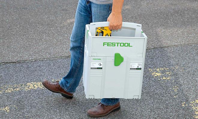 Werkzeugbox von Festool