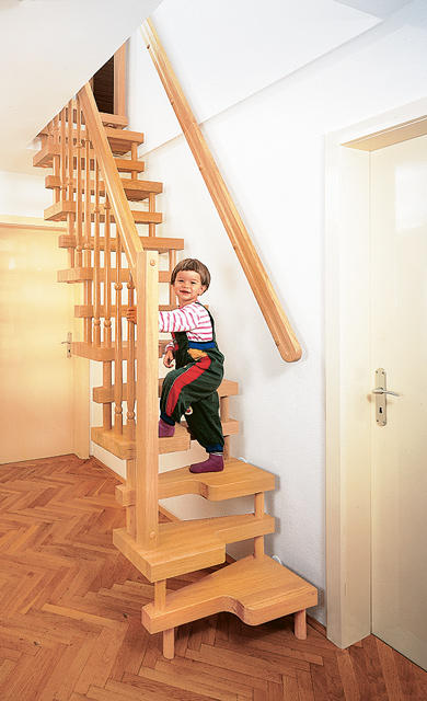 Treppe berechnen